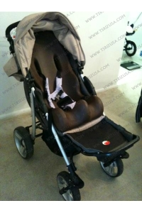 Special Tomato Soft-Touch Sitter Only size 1